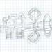 NCS Aries spaceship sketch by sleepy bricks