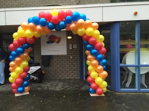 Ballonboog 6m Ipse de Bruggen Spijkenisse
