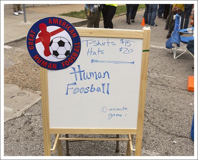 Human Fussball 5