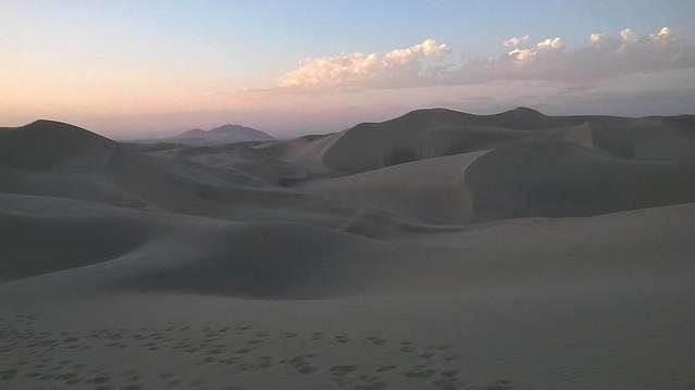 Desert Huacachina - Pérou
