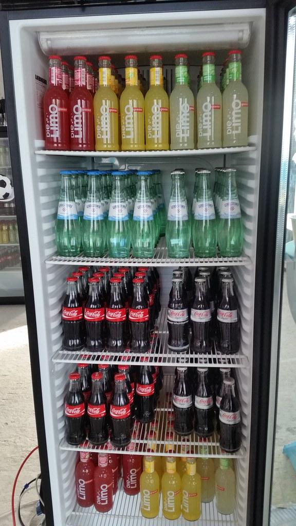 Atemberaubend Kühlschrank Für Getränke Zeitgenössisch - Die besten ...