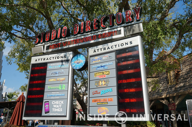 Photo Update: October 19, 2015 - Universal Studios Hollywood