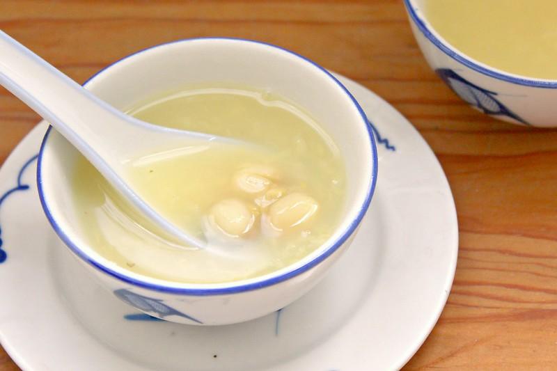 Mung bean soup 9