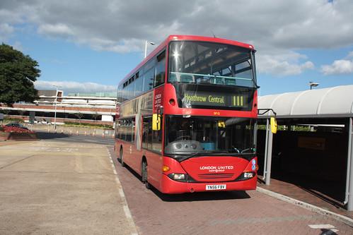 London United SP12 YN56FBV