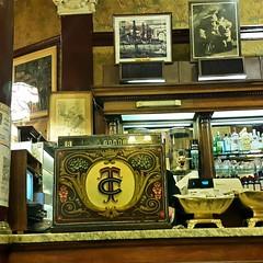 La caja del Tortoni #bar #coffee #54bares #buenosaires