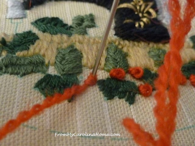 French Knots 4