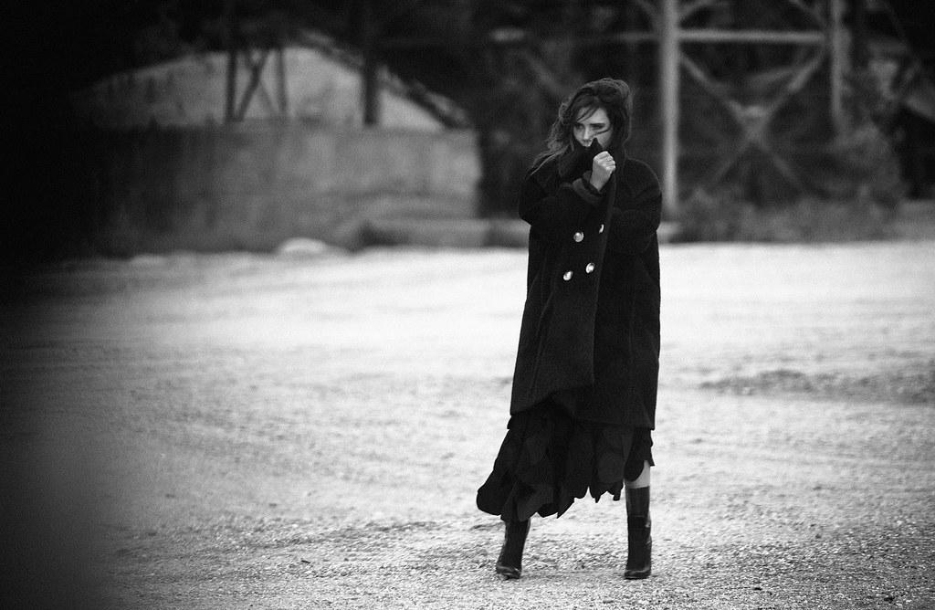 Виктория Бекхэм — Фотосессия для «Vogue» DE 2015 – 1