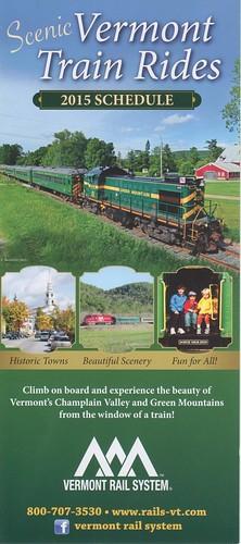 Vermont 2015 Cover