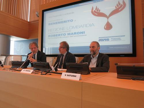 Protocollo AVIS Regione Lombardia