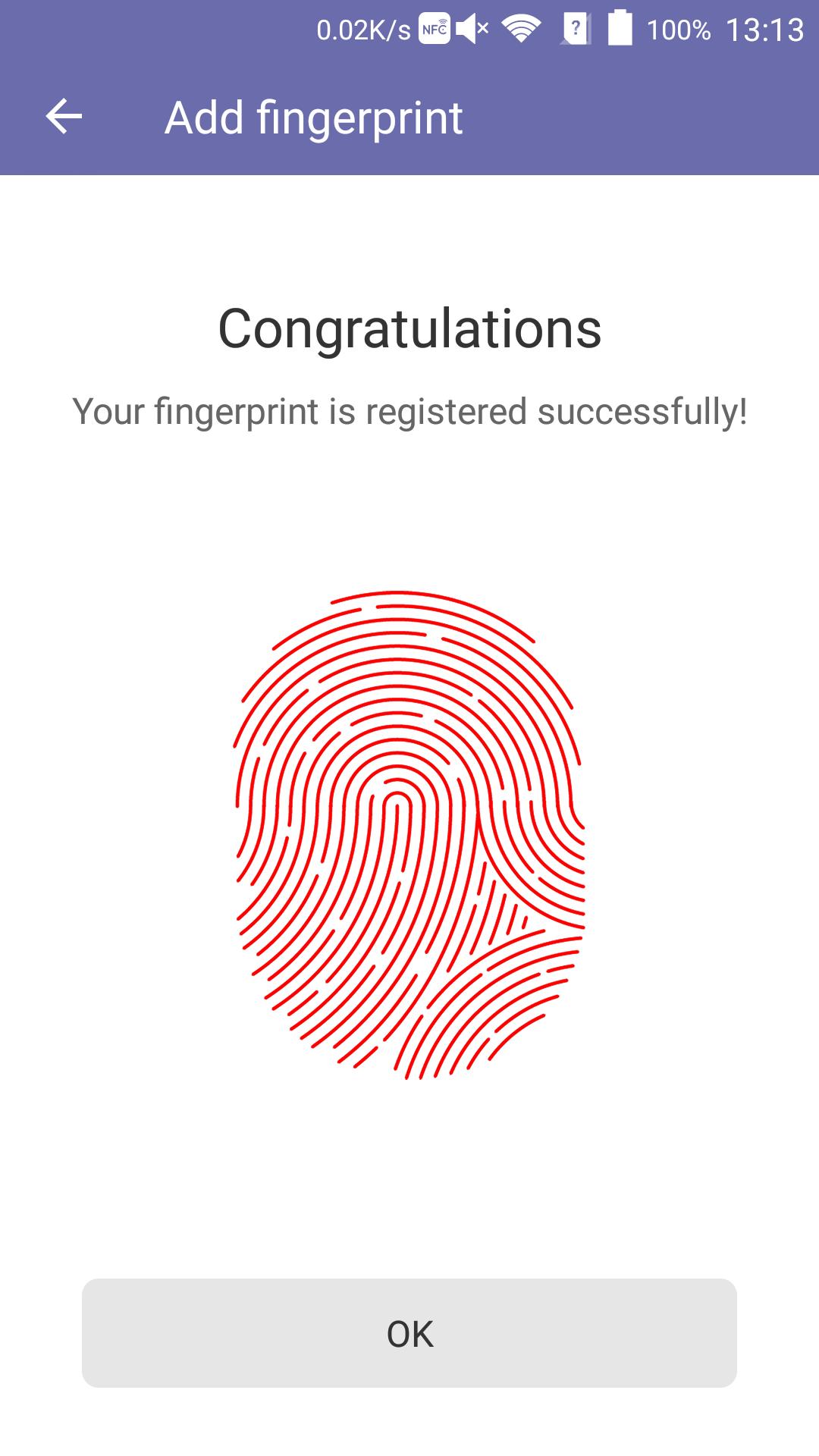 zte axon fingerprint hours has