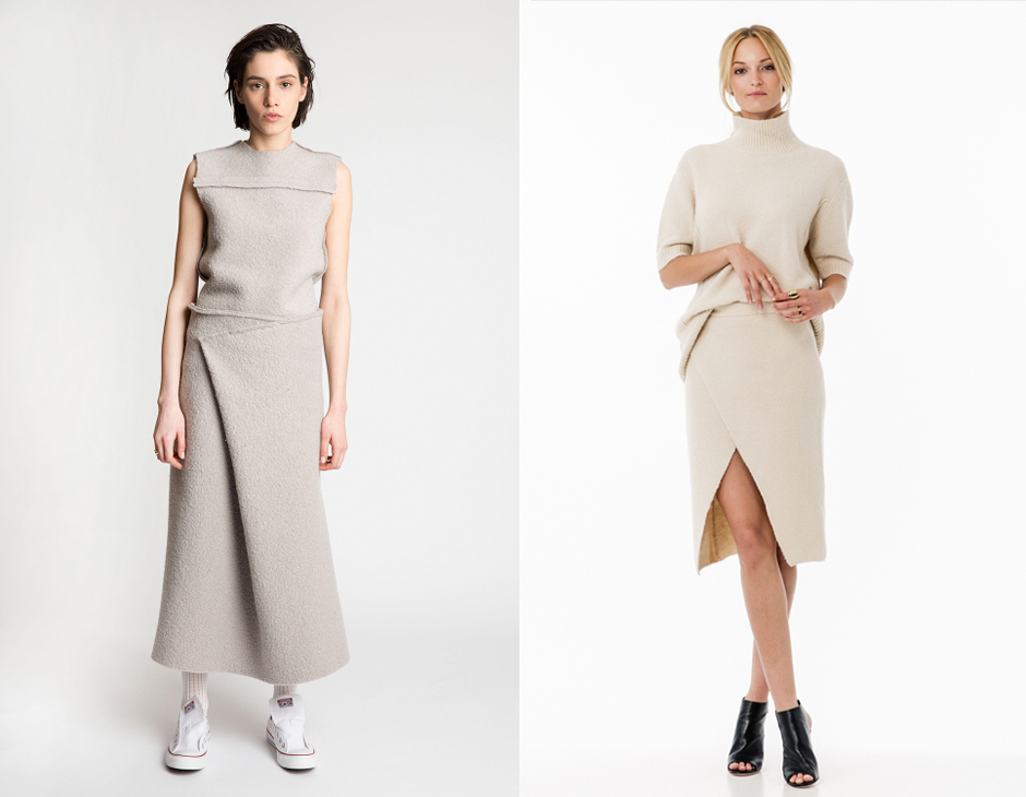 nude-beige-knit-co-ord-set-street-style-outfit