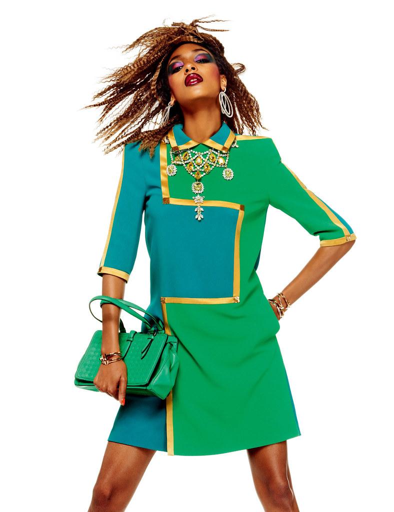 Джордан Данн — Фотосессия для «Vogue» JP 2015 – 3