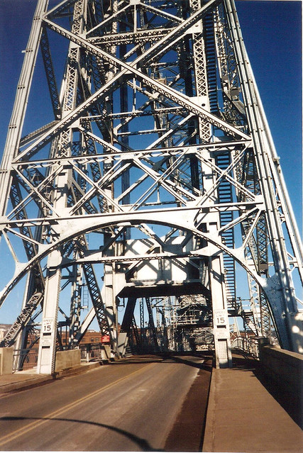 Header of Aerial Lift Bridge