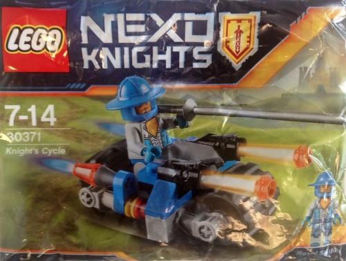 LEGO Nexo Knights Knight's Cycle (30371)