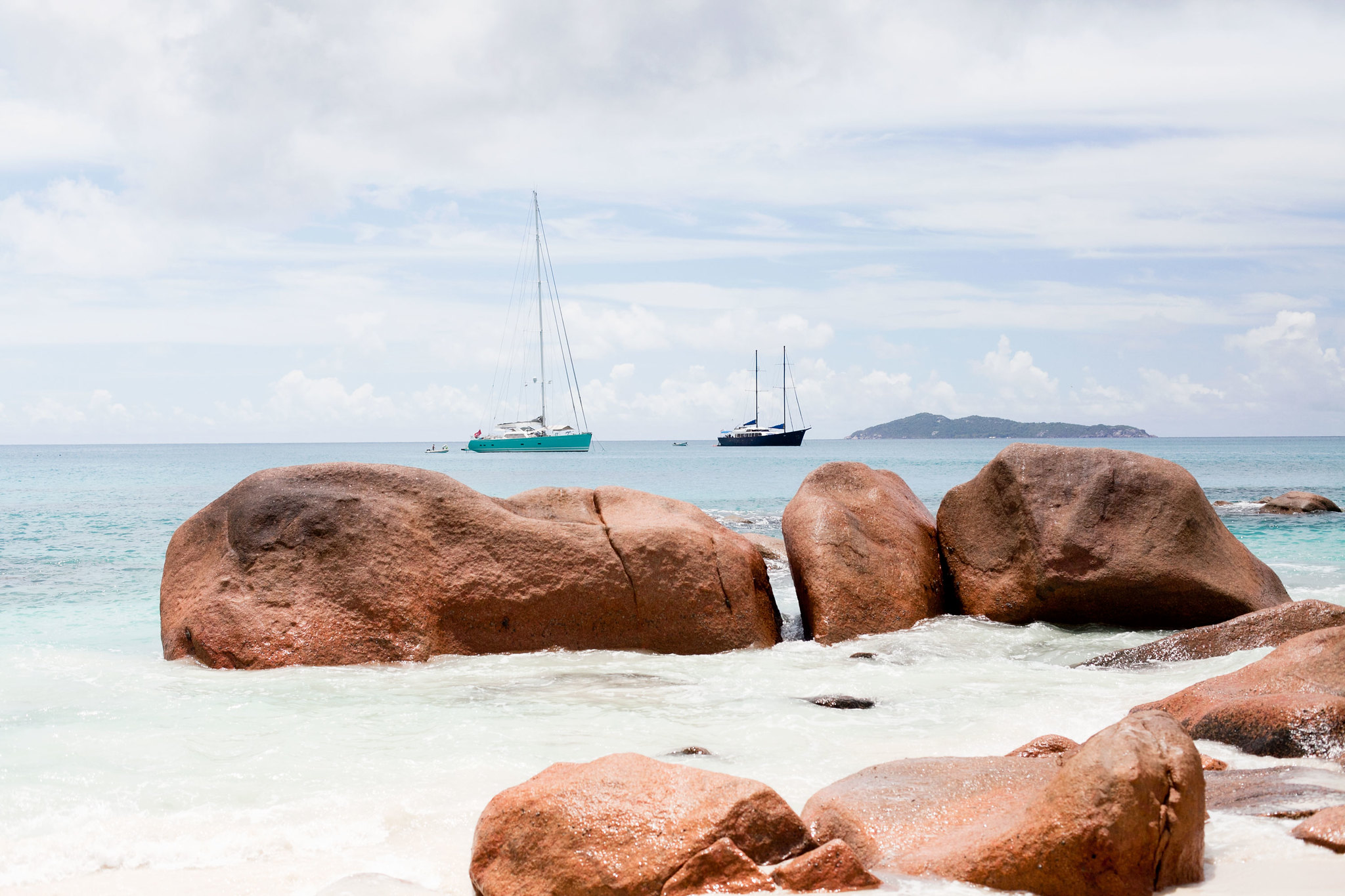 Honeymoon in Seychelles