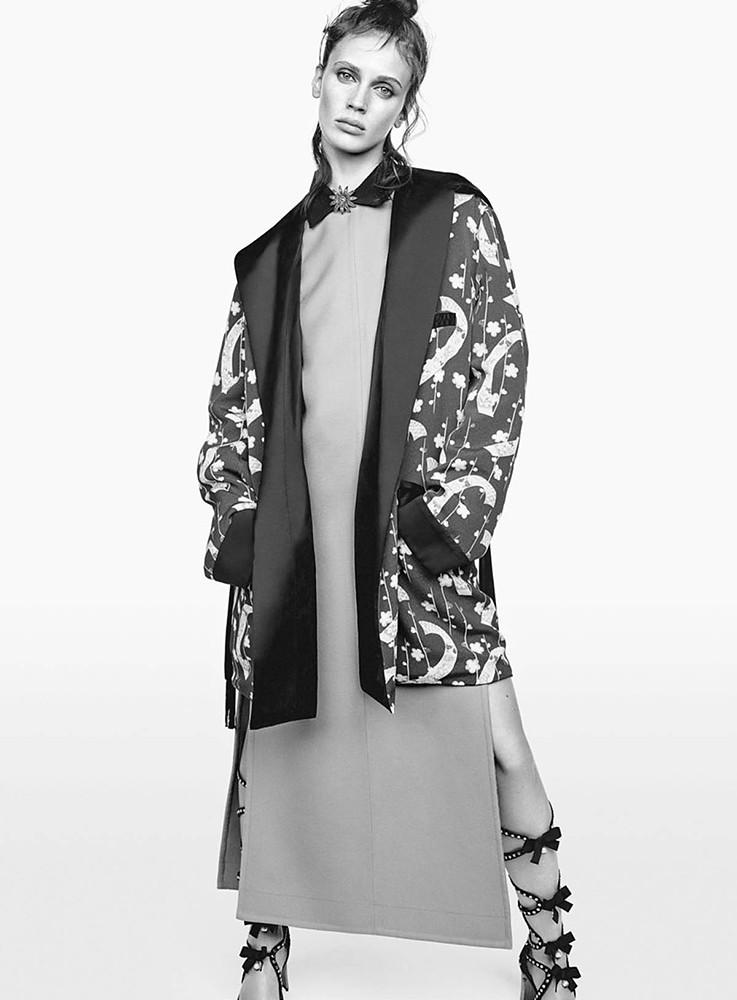 Марина Вакт — Фотосессия для «Vanity Fair» FR 2015 – 5