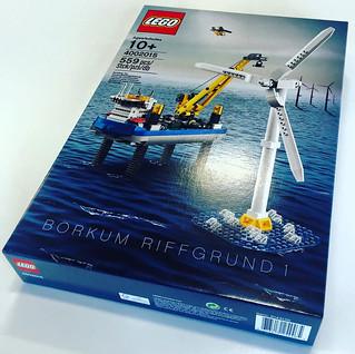 4002015 LEGO Borkum Riffgrund 1