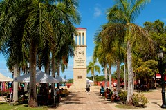 Frederiksted Clock Tower