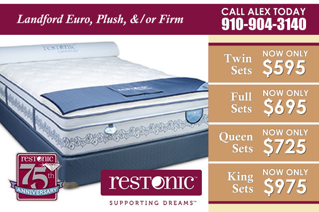 Landford Restonic Mattress