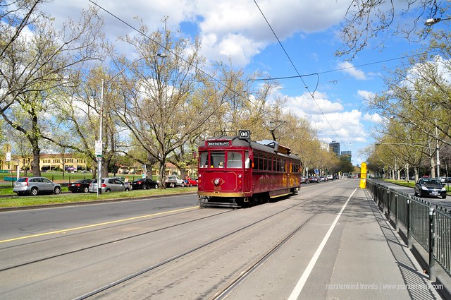 Yarra Tram Melbourne