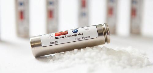 batterie au sodium