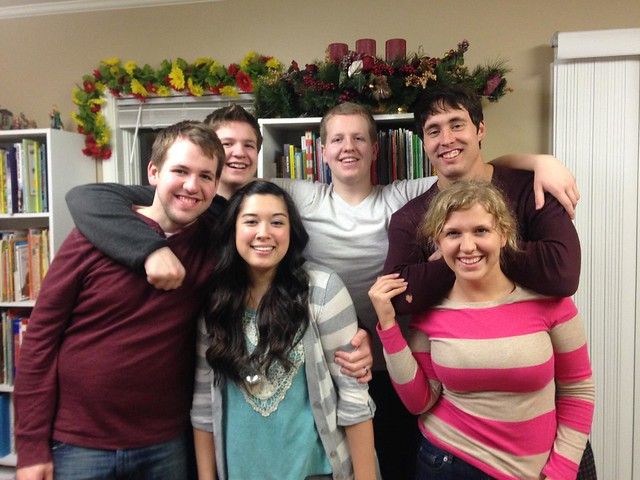 Christmas With College and Adult Kids: Family Unity at Christmas