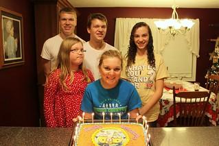 Katie's 18th Birthday