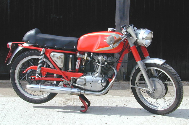Мотоцикл Ducati Mach 1