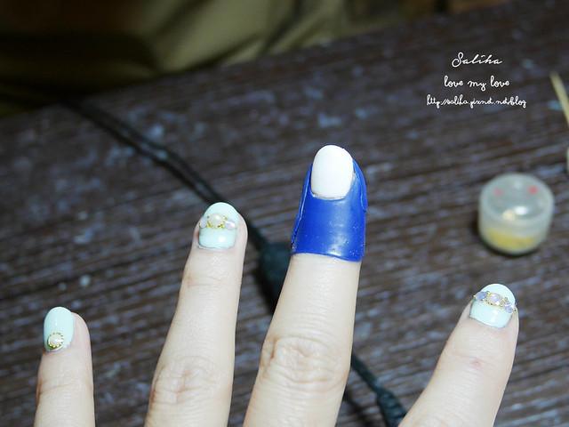 可愛俏皮光療指甲 (6)