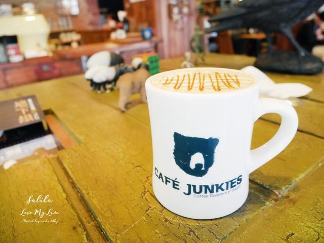 台北小巨蛋站附近咖啡館餐廳小破爛咖啡CAFE JUNKIES (15)