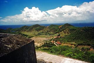 Les Saintes (Guadeloupe), en mai 1978.