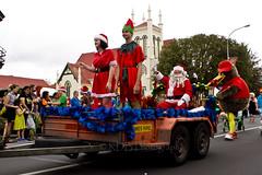 Thames Christmas Parade. 2016