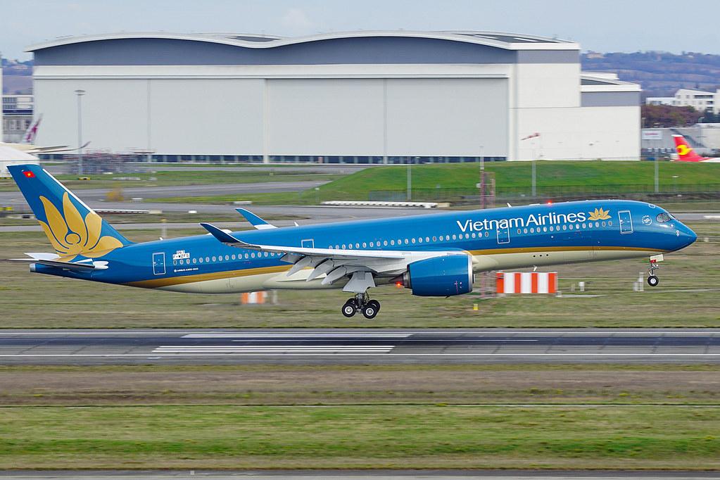 VN-A891 - A359 - Vietnam Airlines