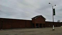 Vacant Burlington Coat Factory of Cary, NC