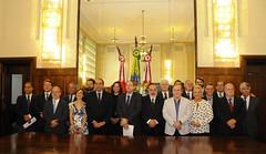 Cerimônia de Posse - Secretariado