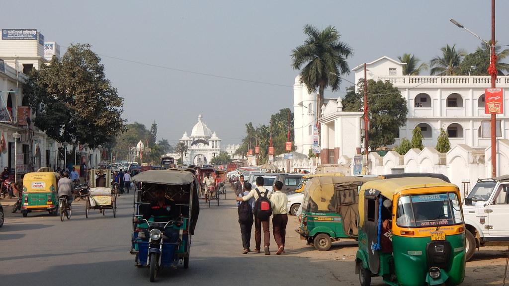 Street scene, Agartala