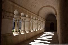 France, Gordes, Abbaye Notre-Dame de Sénanque