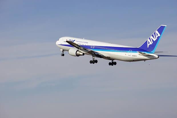 170309 ANA B767-300離陸2