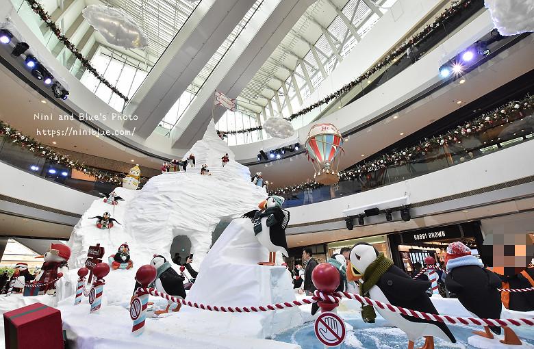 香港自由行旅遊景點IFC耶誕造景機場快捷15