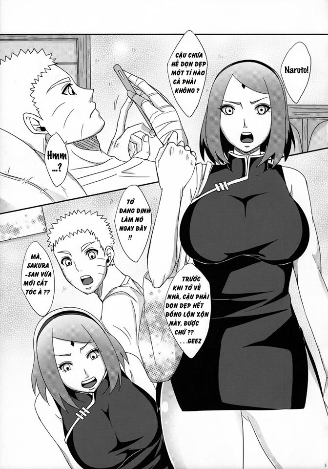 - Naruto xxx Sakura 18+ - Truyện Hentai
