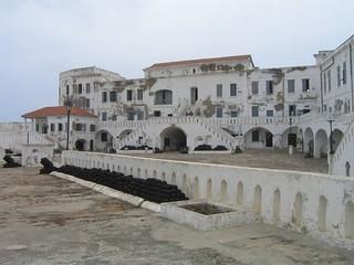 Cape Coast Slave Castle, Ghana