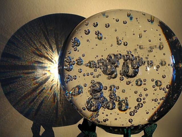 Mm Glass Sphere Lighting