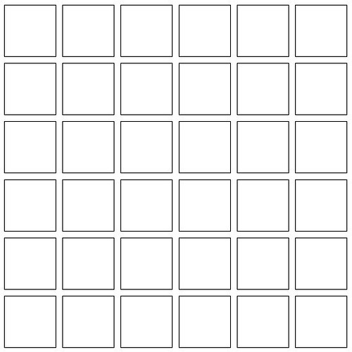 zentangle tile template - mosaic square template white flickr photo sharing