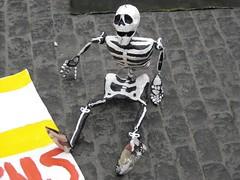 art(0.0), street art(0.0), sculpture(0.0), skeleton(1.0),