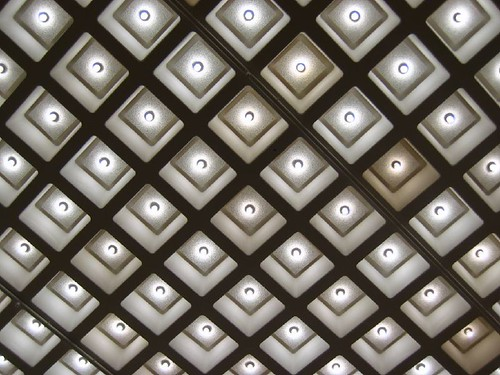 Library Light Lattice