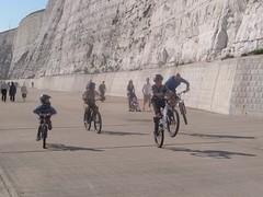 Action bikers!