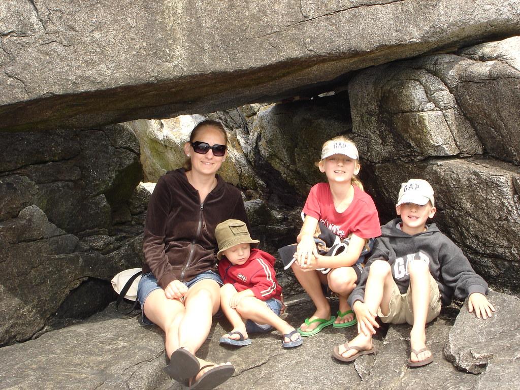 Rock Overhang