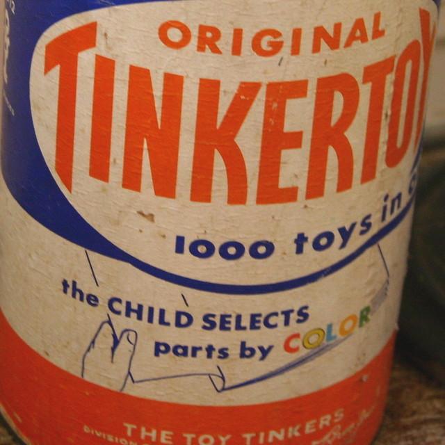 Irging's Tinkertoys