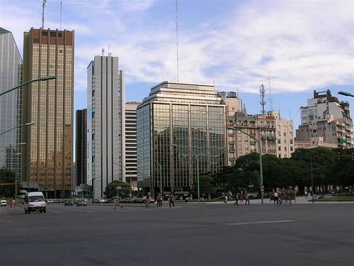 Skyscrapers BsAs