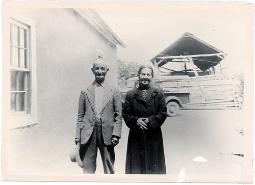 Great grandparents - c.1937